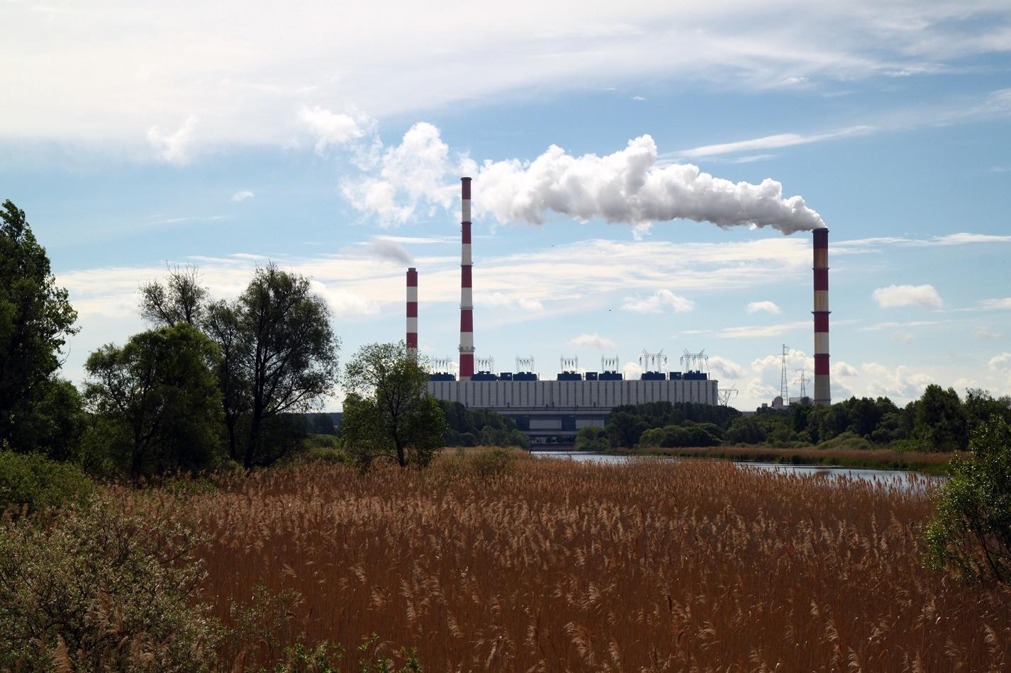Elektrownia Dolna Odra. fot. mat. pras.