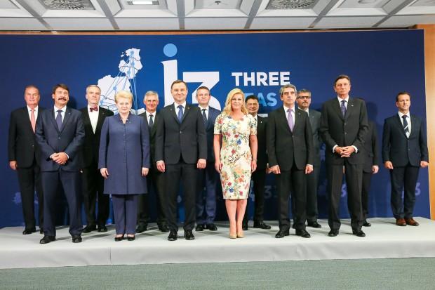 Szczyt Trójmorza: w naszej części Europy można zrealizować 157 wielkich projektów