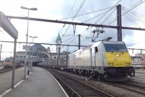 Restrukturyzacja spółki kolejowej z grupy DB