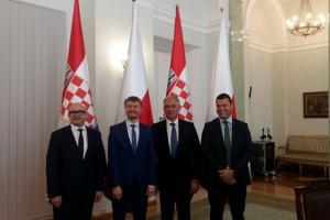 Gaz-System zawarł umowę o współpracy z chorwackim Plinacro