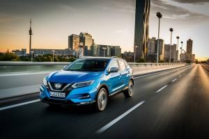 Nissan rozpoczął produkcję nowego Qashqaia