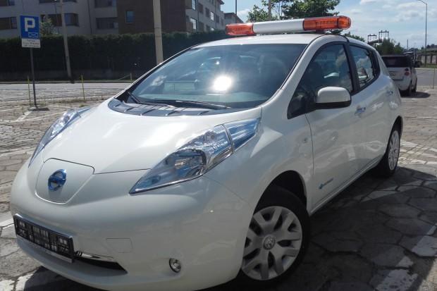 Szczecińscy urzędnicy dostali samochody elektryczne