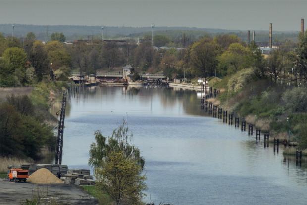Gliwicki port przygotowuje pierwszy od pięciu lat załadunek barek węglem
