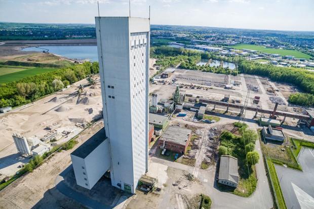 Wydobycie węgla - budujemy Grzegorza