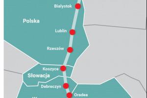 Za 7 lat będzie można pomykać dwupasmówką z Trójmiasta do Odessy