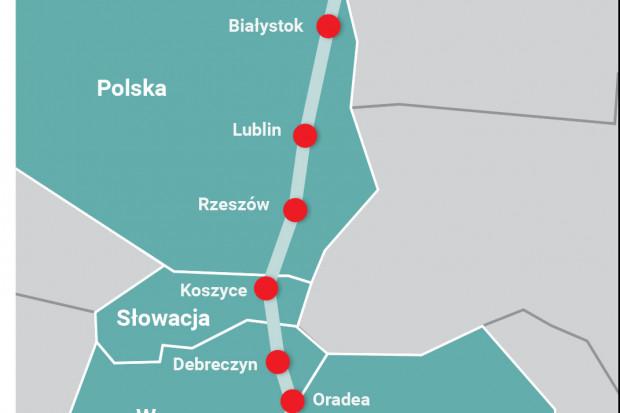 A4 zostanie przedłużona poza Korczową do Lwowa