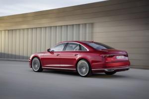 Oto nowe Audi A8