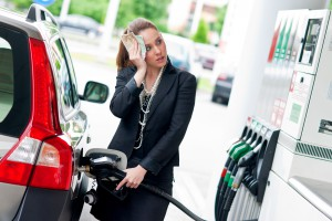 Na stacjach paliw najdrożej w tym roku