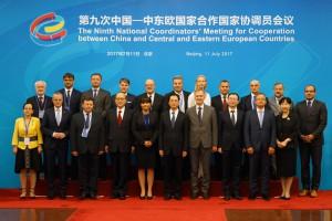 Wiceszef MSZ w Pekinie na spotkaniu formatu 16 plus 1