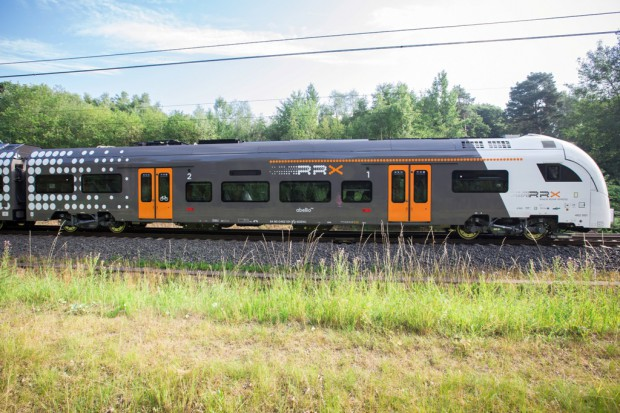 Pociąg Siemensa dla Rhein-Ruhr-Express trafi do testów