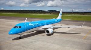 KLM wprowadza większy samolot na linii Kraków - Amsterdam