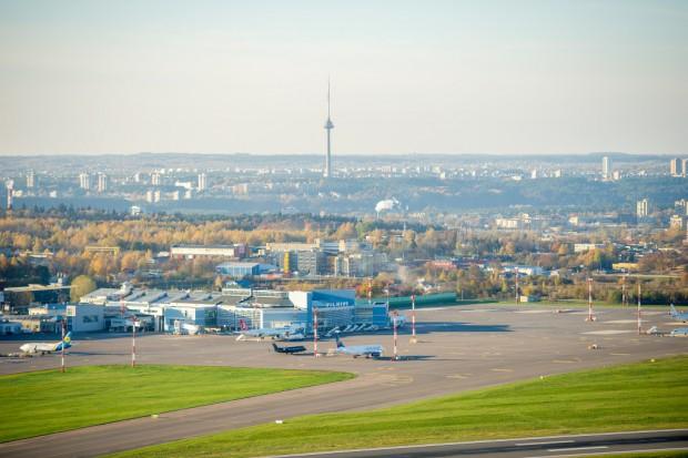 Z powodu remontu wileńskie lotnisko stanie na 35 dni