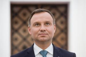 Nagrody Gospodarcze Prezydenta wręczone przez Andrzeja Dudę