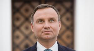 Prezydent wyróżnił sześć polskich firm