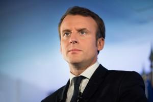 Emmanuel Macron mocno wpłynął na ceny ropy