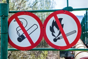 Pożar nielegalnego szybu naftowego pochłonął ponad 20 ofiar śmiertelnych