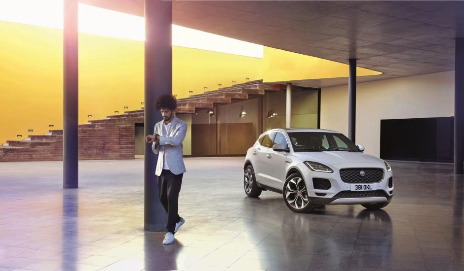 Zdjęcie numer 2 - galeria: Jaguar na pasku