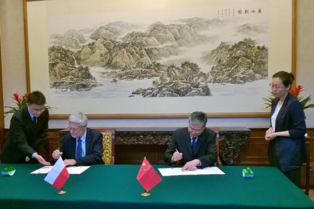 Porozumienie Polski i Chin o współpracy jądrowej