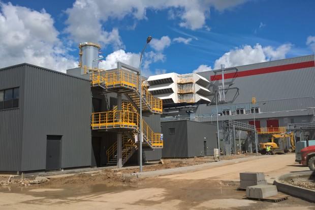 Pełna moc turbiny Orlenu w Płocku