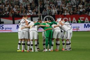 Polska piłkarska Ekstraklasa rośnie w siłę dzięki Legii Warszawa