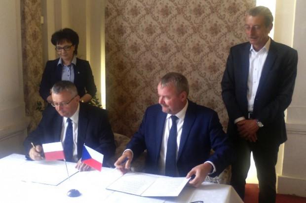 Polska i Czechy wzmacniają współpracę przy inwestycjach infrastrukturalnych