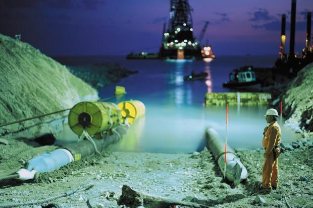 Gazprom zbudował ok. 25 km drugiej nitki Tureckiego Potoku