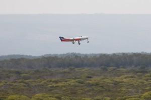 Udane próby trudno wykrywalnego drona