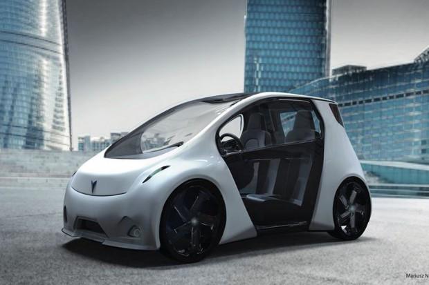 Dziś poznamy projekt polskiego samochodu elektrycznego