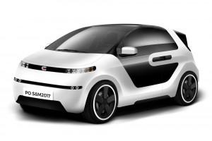 Soul&Mind - Brand Design sp. z o.o. – Concept car Fot. ElectroMobility Poland