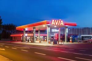 Ruszyła kolejna stacja paliw Avia