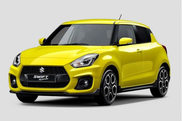 Suzuki zapowiada sportowego Swifta