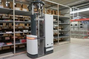 Puma otwiera w Niemczech w pełni zautomatyzowany magazyn