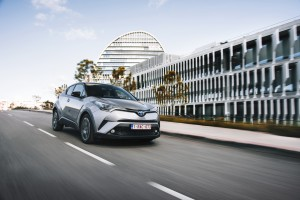Toyota: sprzedaliśmy w Polsce 25 tys. samochodów hybrydowych