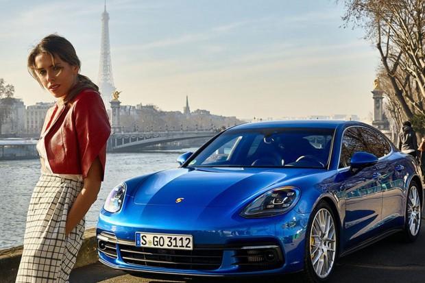 Rekordowe półrocze Porsche