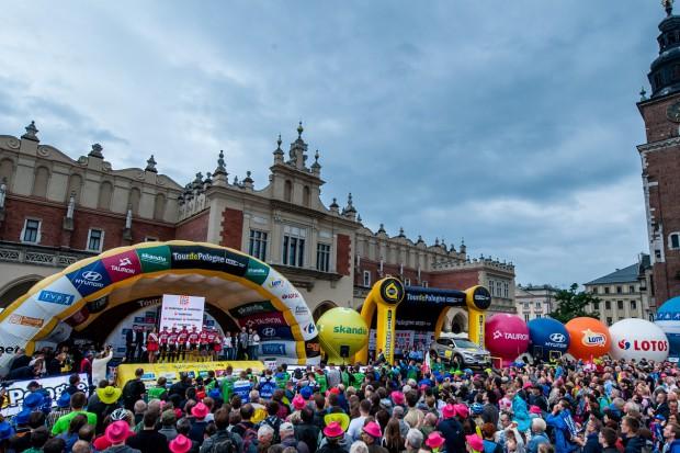 Wyścig Tour de Pologne ponownie ze wsparciem Lotosu i Tauronu
