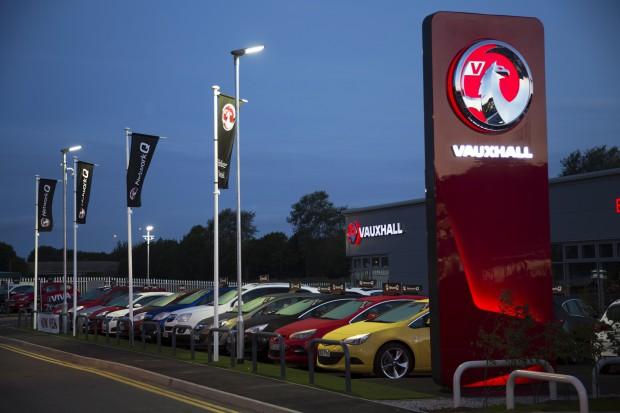 Vauxhall zamierza zwolnić około 400 pracowników