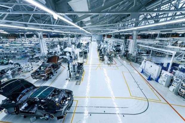 Niezwykła fabryka Lexusa