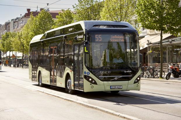 Wrocławskie Volvo elektryfikuje autobusy