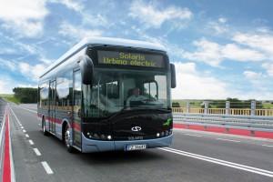 Solaris dostarczy autobusy elektryczne dla Brukseli