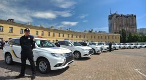 Hybrydowe SUV dla ukraińskiej policji