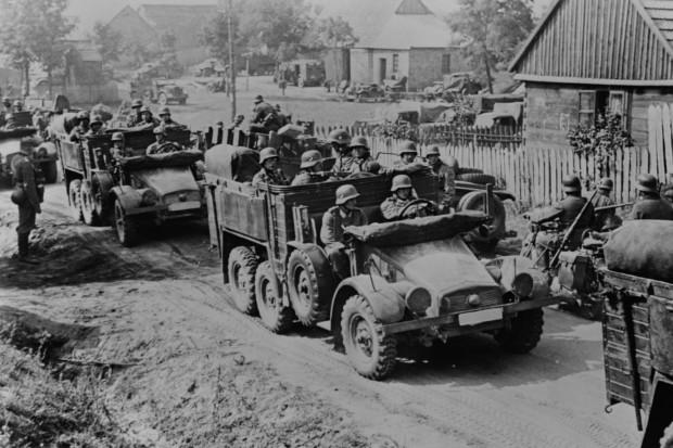 Poseł PiS: powstaje analiza dot. reparacji wojennych od Niemiec