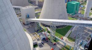 Elektrownia Łagisza przestawiła swój największy blok do produkcji ciepła