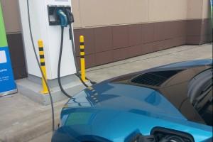 Rosja też chce mieć stacje ładowania samochodów elektrycznych