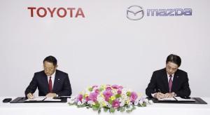Wspólna fabryka Toyoty i Mazdy