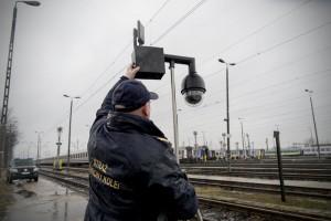 Spadek liczby kradzieży elementów infrastruktury kolejowej