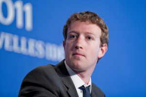 Szef Facebooka w ogniu krytyki. Poszło o huragan