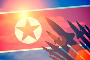 Rakieta Korei Północnej nie trafiła w rynki finansowe