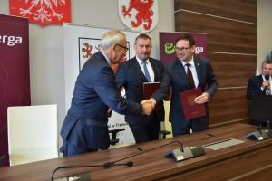 Energa angażuje się w rozwój elektromobilności w Tczewie