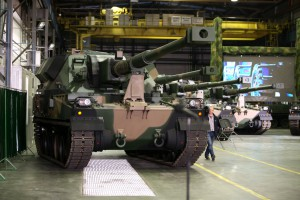 Polski producent sprzętu wojskowego zwiększył przychody o niemal 1/3