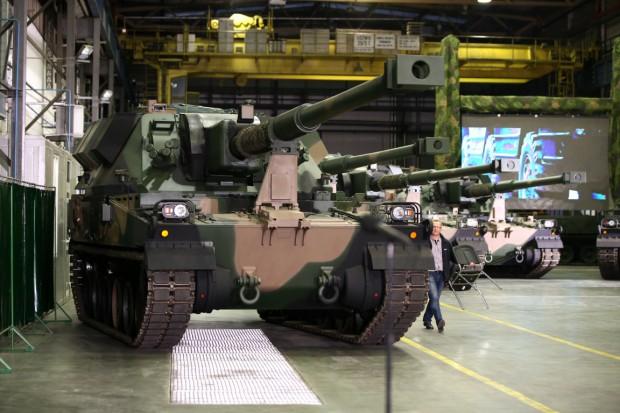 HSW dostarczyła wojsku pierwszy moduł Regina